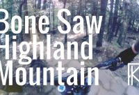 Bonesaw at Highland Mountain Bike | Phil Kmetz | GoPro