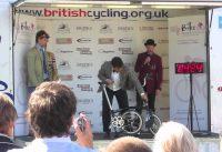 Brompton World Championships 2011 - Bike Folding Final