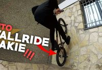 COMMENT FAIRE UN WALLRIDE FAKIE EN BMX ? - TUTO EXPRESS BMX - HOW TO WALLRIDE FAKIE ON BMX ?