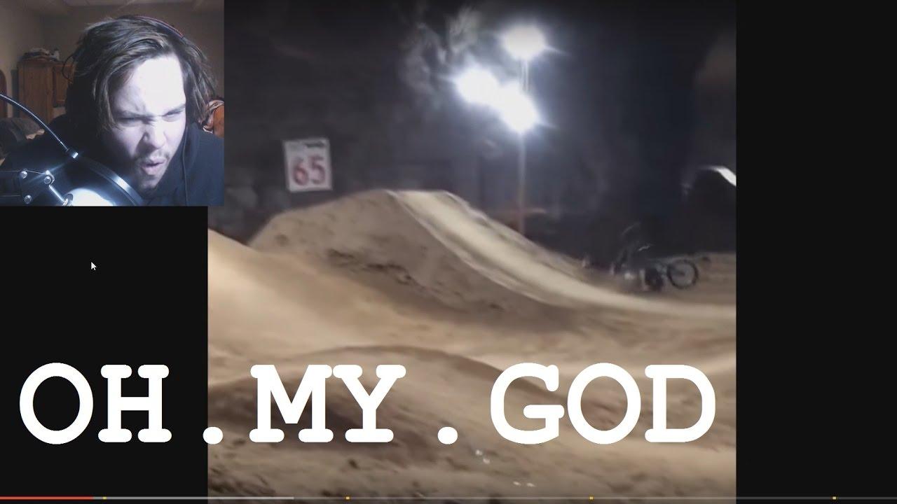 CRAZY BMX FAILS REACTION!