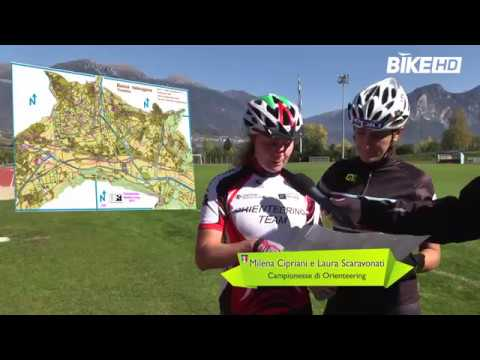 Campionato Italiano Sprint e Long Mountain Bike Orienteering  settembre 2017