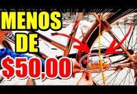 Como Fazer Bicicleta Elétrica Em Casa (How to Make Electric Bike from Old Bike)