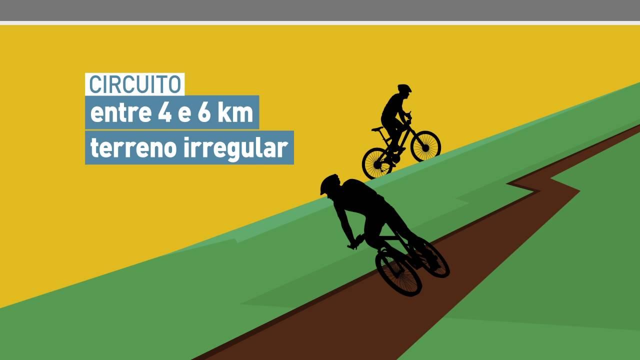 Conheça o Ciclismo Mountain Bike