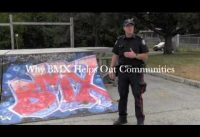 Cops BMX & Graffiti Art | Positive Experiences For Youth Celebrating Community Success & Safety