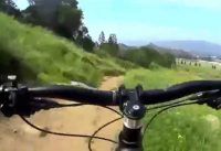 Coyote Drop - Bonelli Park - Mountain Biking MTB