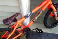 Custom Walmart BMX bike
