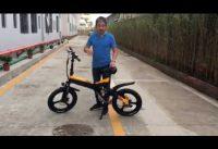 Cyrusher Bicicleta Eléctrica para Ciudad G650