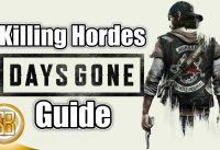 Days Gone Cascade Hordes - O'Leary Mountain Horde (Days Gone O'Leary Mountain Horde)