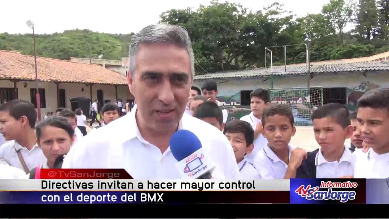 Directivas invitan a hacer mayor control con el deporte de BMX