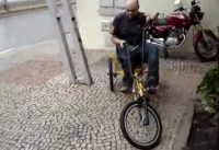E-Triciclo Reclinado 700W - Brazil Electric Bike