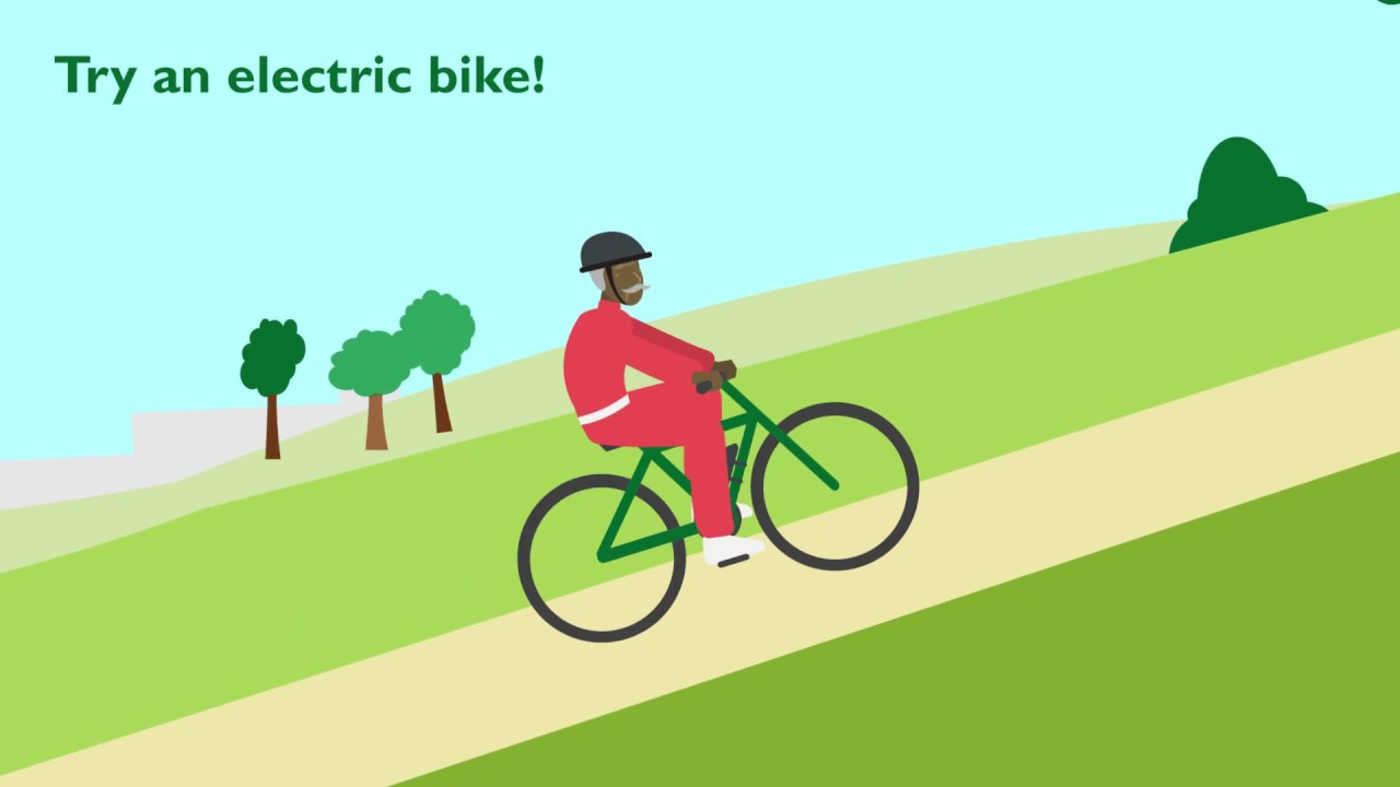 E-Z Cycle electric bike loan scheme - not just for cyclists, it's for everyone!