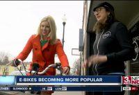 E-bike business is booming in Omaha