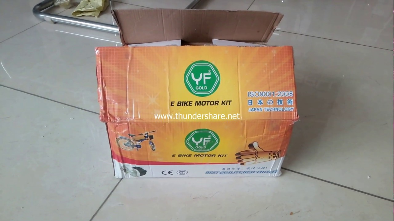 E-cycle kit with seller contact