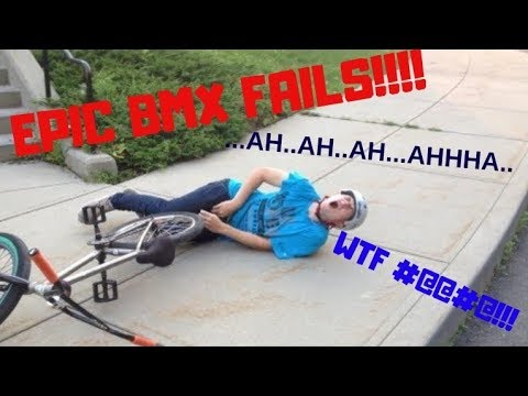 EPIC BMX FAILS | Funny BMX Fails compilations 2019 #1