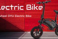 Electric Bike 2017 F - wheel DYU