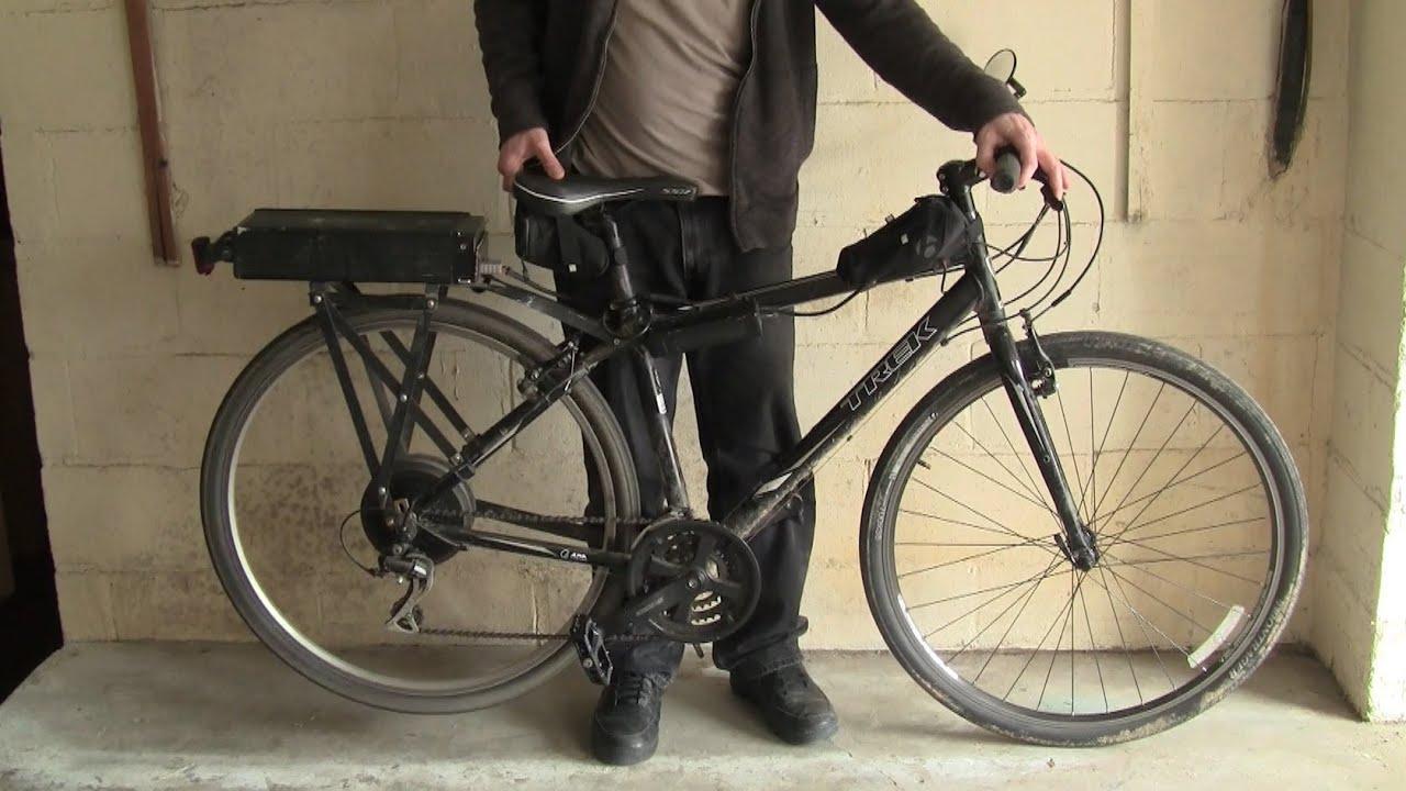 Electric Bike Modifications