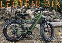 Electric Hunting Bike | M2S Hunting Bike
