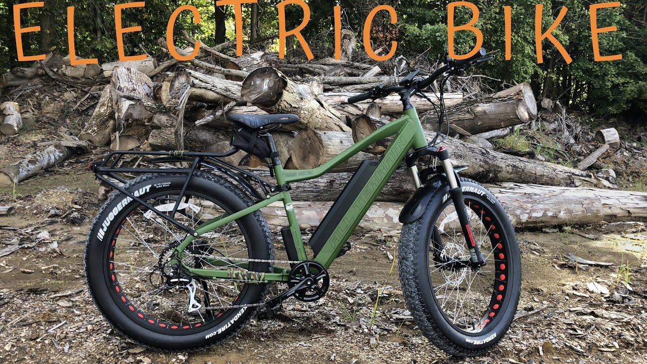 Electric Hunting Bike   M2S Hunting Bike