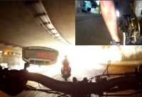 Electric Mountain Bike High Torque, Speed 80mph by dual 2400 Watt 48V Cyclone electric ebike Kit