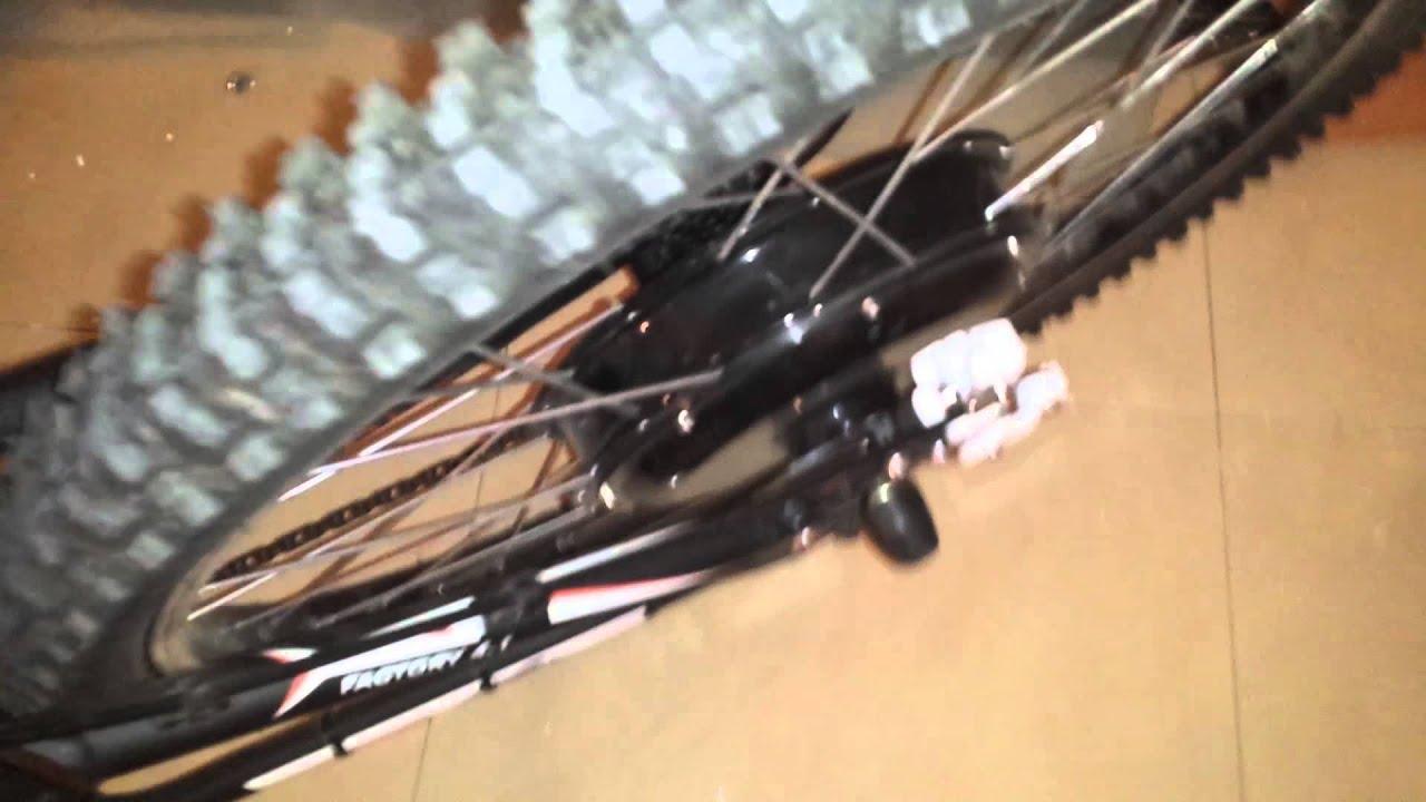 Electric bicycle Mountain 1500w motor lithium batt