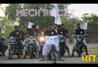 Electronic Bike Made by Mechanical Engg from visweswarayara collge of engg &technology