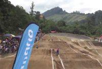 Elite Women Torneo Nacional BMX  2015. BMX Bosque Popular Ciudad de Manizales, Caldas, Colombia