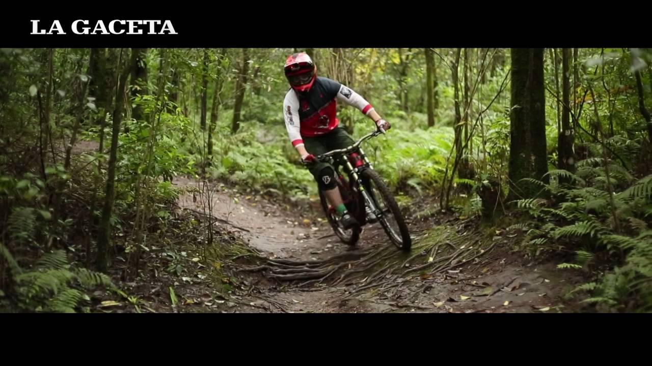 En Primera Persona - Gustavo Cisneros - Mountain bike - Descenso por Horco Molle