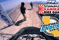 Enduro Race: Kamikaze Bike Games 2016 at Mammoth Mountain California