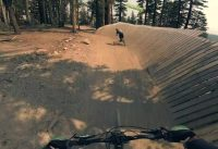 Enduro Ride: Shotgun Trail Mammoth Mountain California