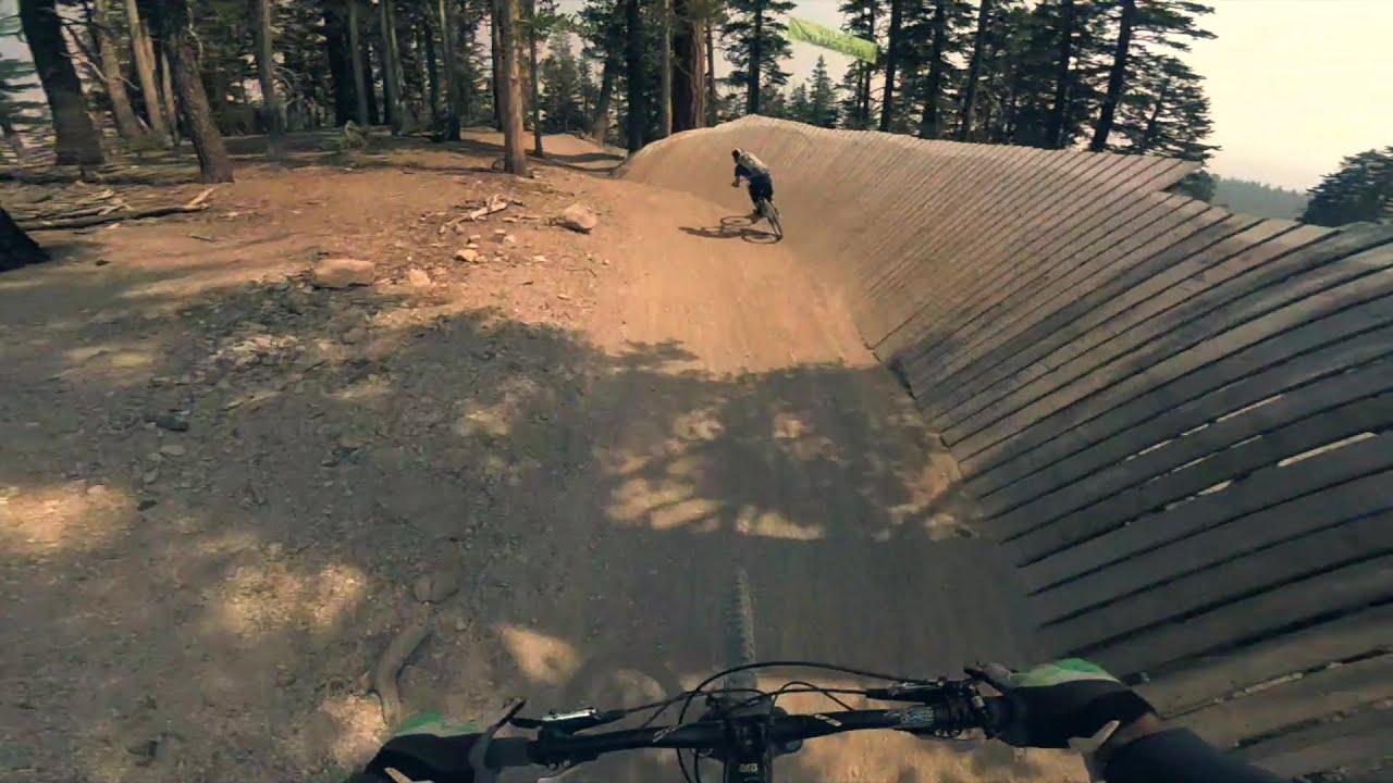 Enduro Ride: Shotgun Trail Mammoth Mountain California