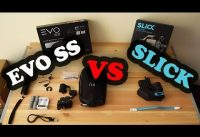 Evo SS vs Slick Chest Mounted Gimbals for Mountain Biking | Featuring the Stuntman Chest Mount