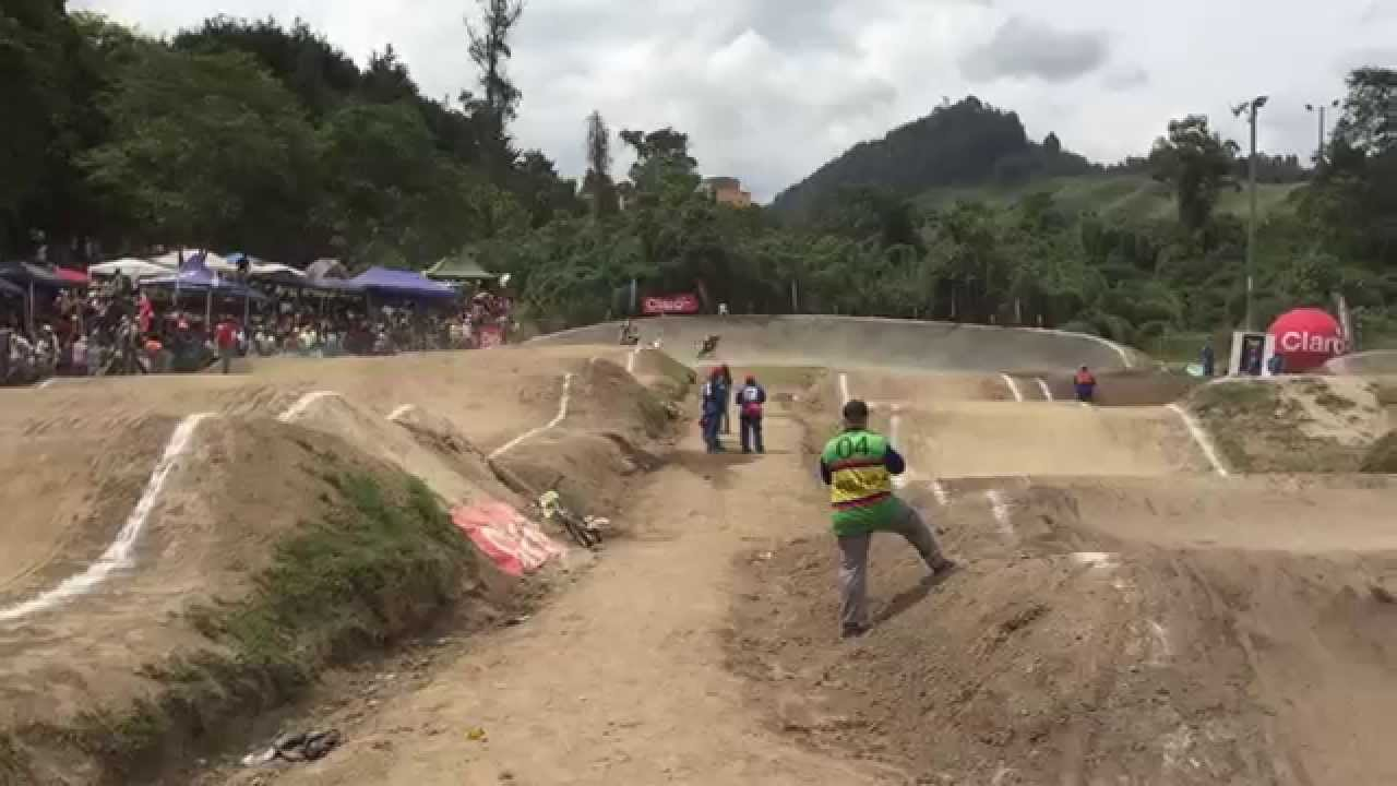 Expertos 15 Torneo Nacional BMX  2015.  Ciudad de Manizales, Caldas, Colombia