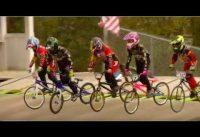 Extreme BMX biking!
