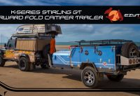 Ezytrail Stirling GT Forward Folding Camper Trailer Walk-Through