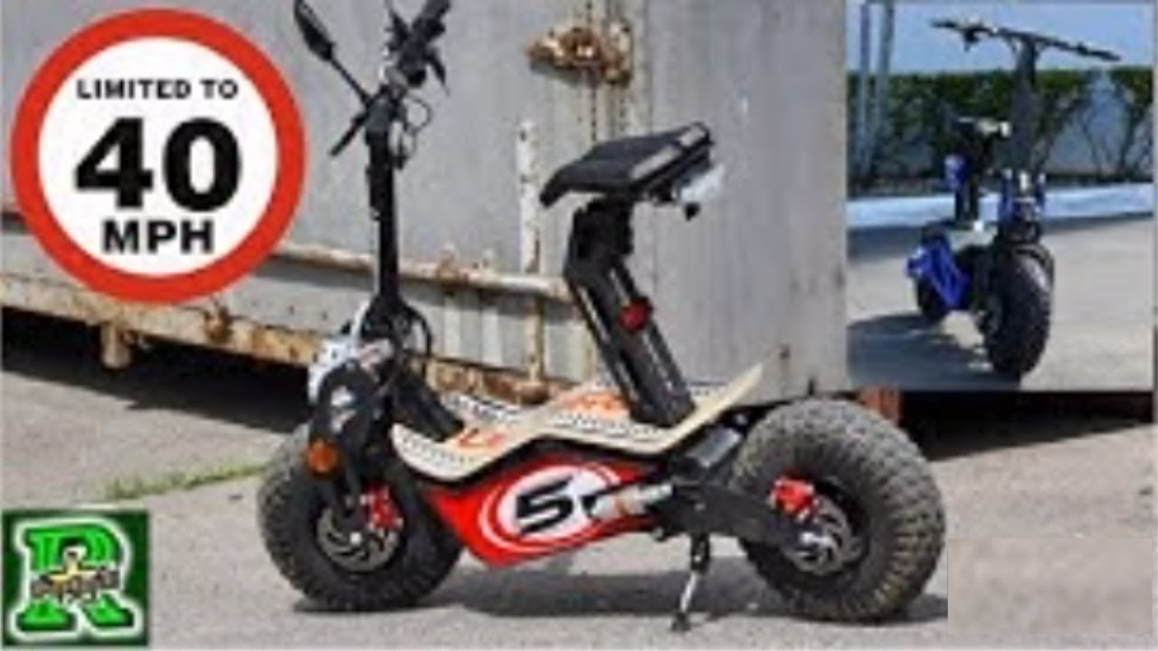 Fast Electric Scooter 40MPH 2019 - 🔥😉✅ Must Know #1 Tip Before Buying