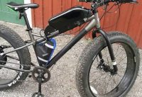 FatBike Electric Fat Bike E-bike 1500W 48V Coyote Fatman frame description review & ride