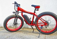 Ferrari Electric Fat Bike in Serbia  04  04 2019