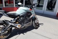 First Ride: Zero SR F! Electric Bike!!