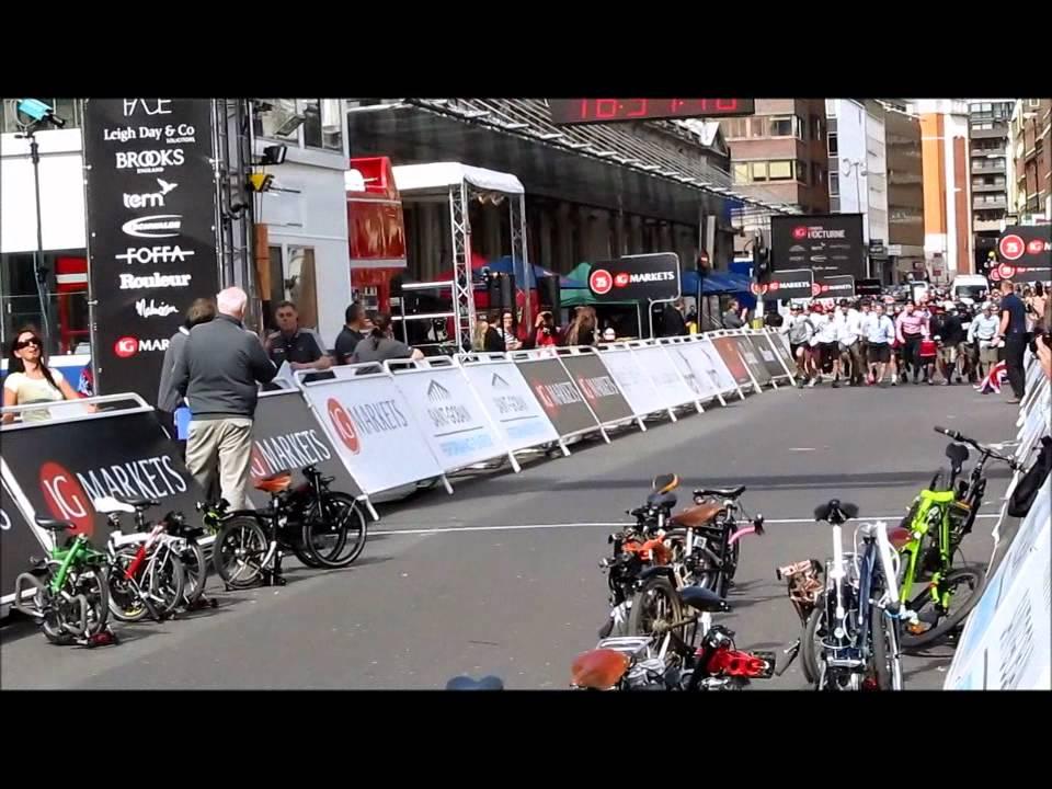 Folding Bike Race 2012 ii