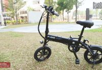 Folding Electric Bike FIIDO D1
