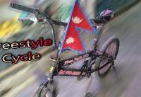 Freestyle BMX - Nepal Dhangadhi #shahinabin