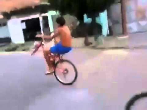 Funny bike fail, funny bike wheeling , bmx fail