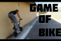 GAME OF BIKE НА МИНИ BMX #2 | MINI BMX TRICK | MINI BMX |МИНИ ВМХ