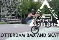 GOOD BMX AND SKATE SESSION ROTTERDAM