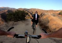 GOPRO HERO 6 BLACK 4K STABILITY TEST   Mountain Biking   7 Trees Trail   Brand Park Glendale CA