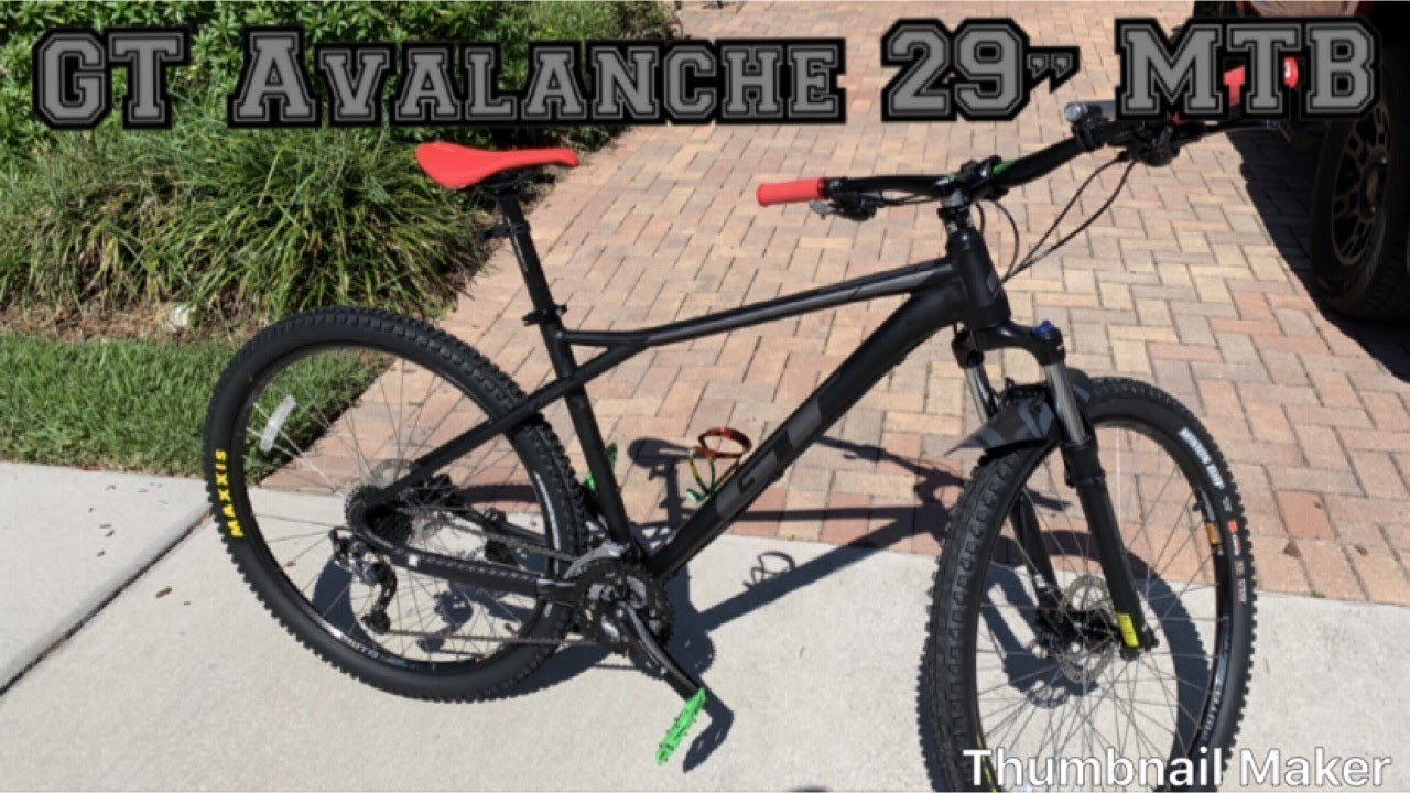 "GT Avalanche 29"" Mountain Bike (2019) Review"