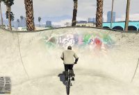 GTA5-COMPILATION EPIC BMX TRICKS