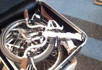 GW Cycle - Brompton Folding Bike with B&W Hardcase