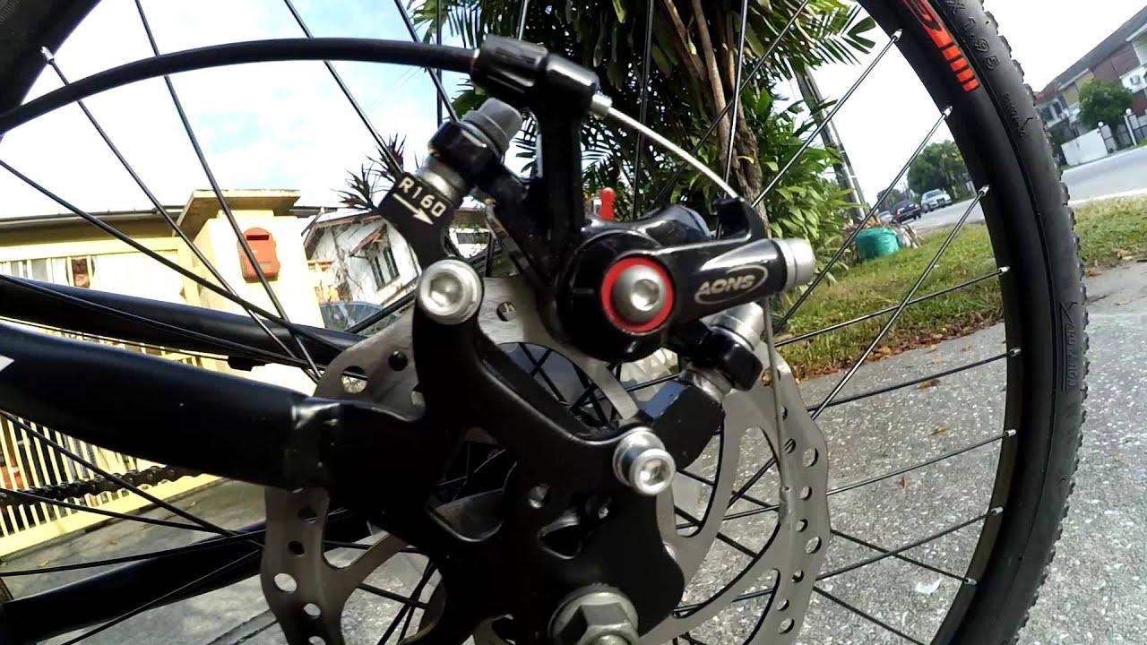 Gammax 26 inch folding bike review