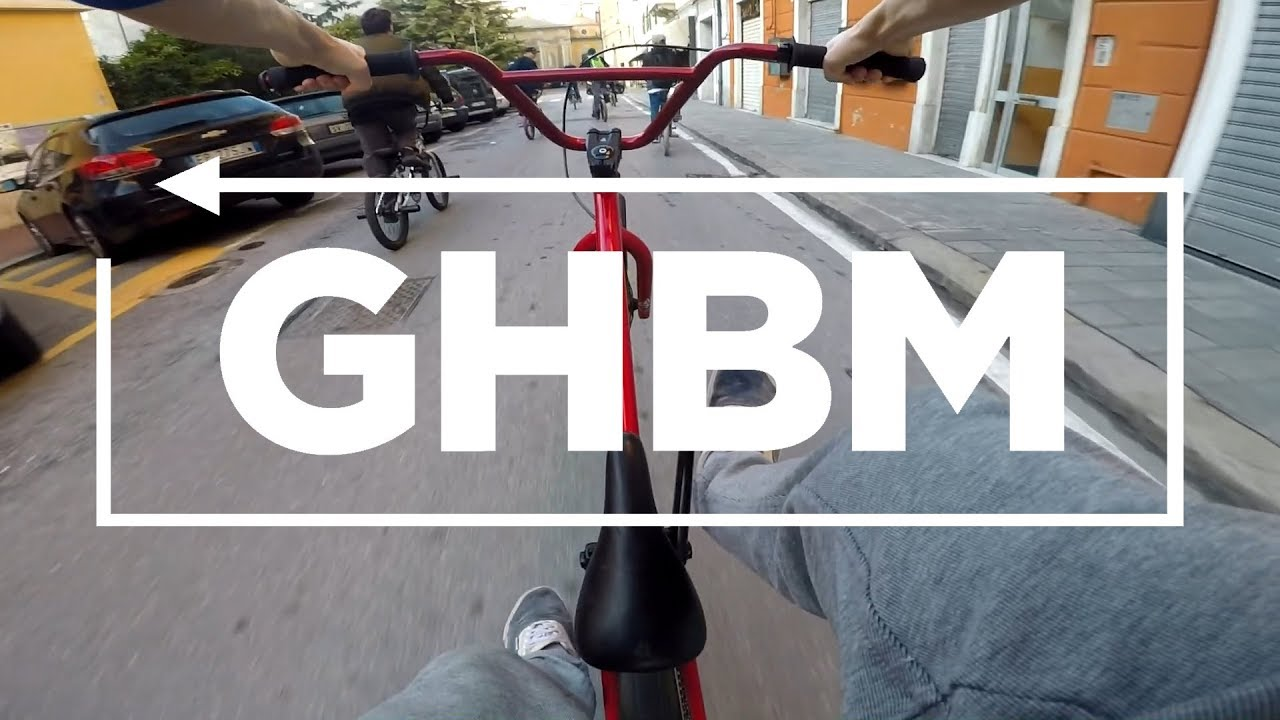 GoPro BMX Bike Riding in Savona - GHBM